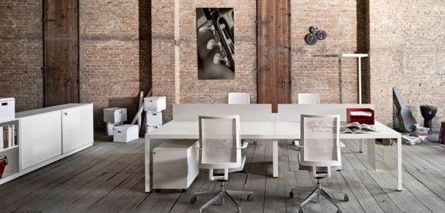 Sinetica, mobiliario de oficina operativo en Barcelona ADEYAKA BCN