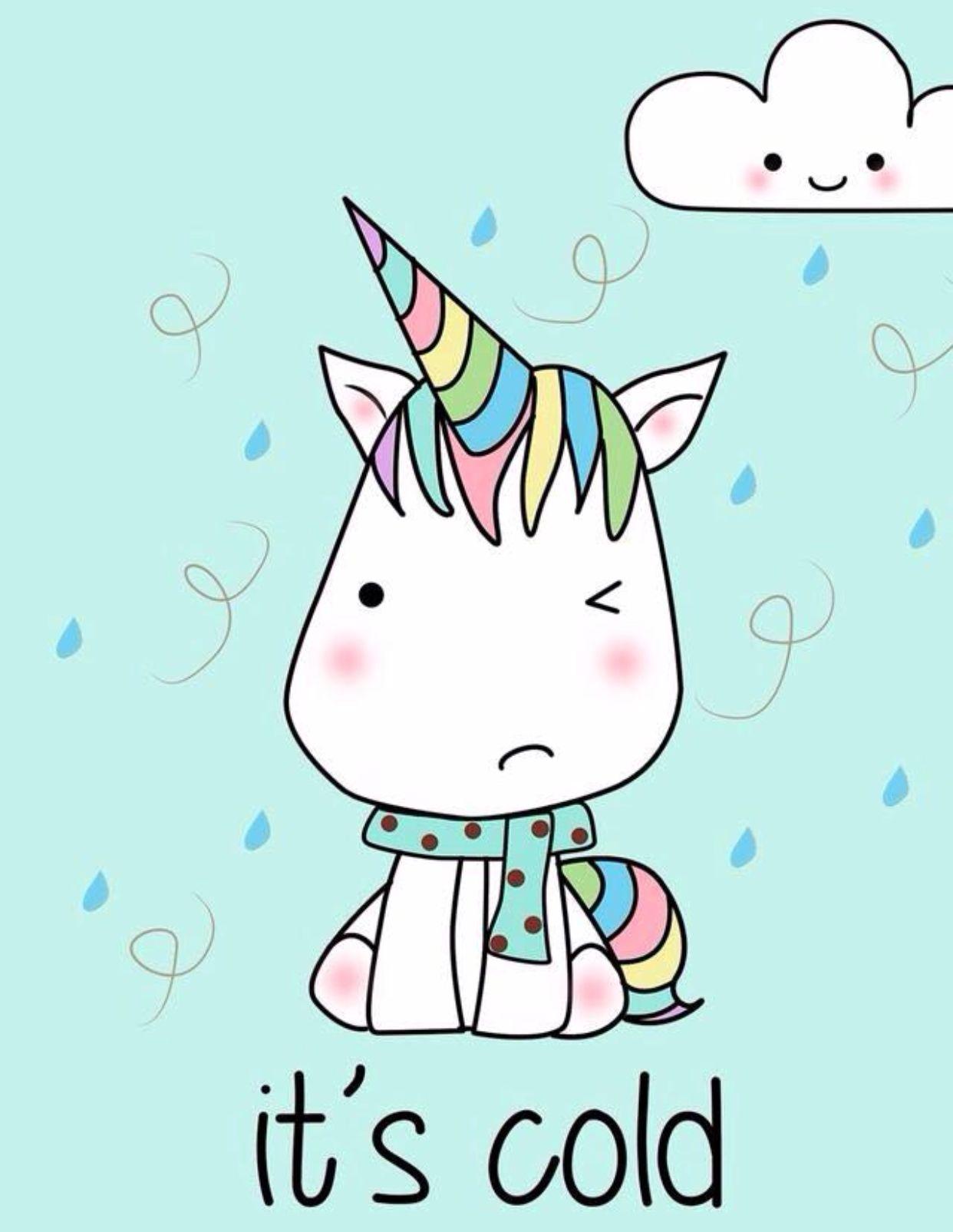It S Cold Unicorn Unicorn Wallpaper Cute Unicorn Wallpaper Iphone Wallpaper Unicorn