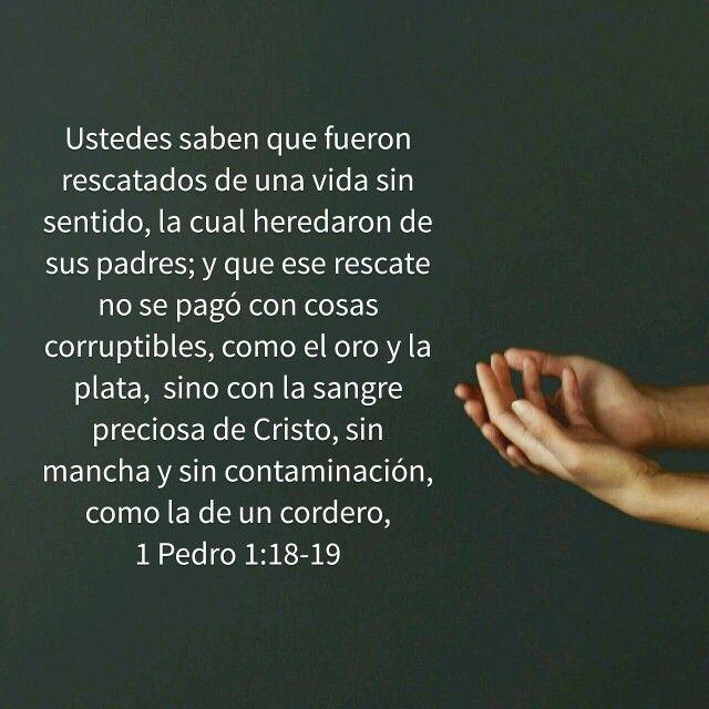 Rescatados por Jesús! :)