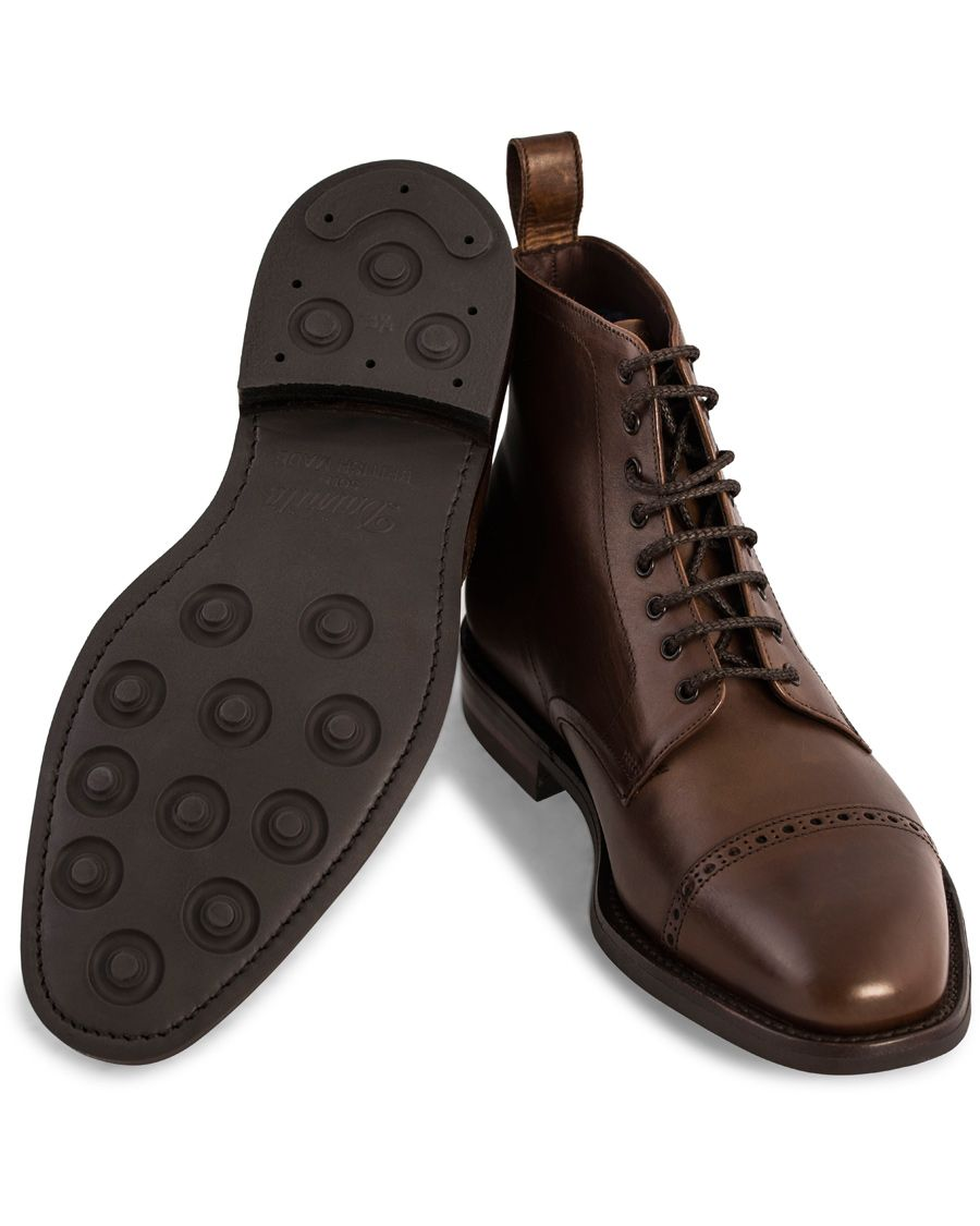 2c919727fa3 Loake 1880 Hyde Boot Dark Brown UK6 - EU40 in 2019 | Skor | Herrmode ...