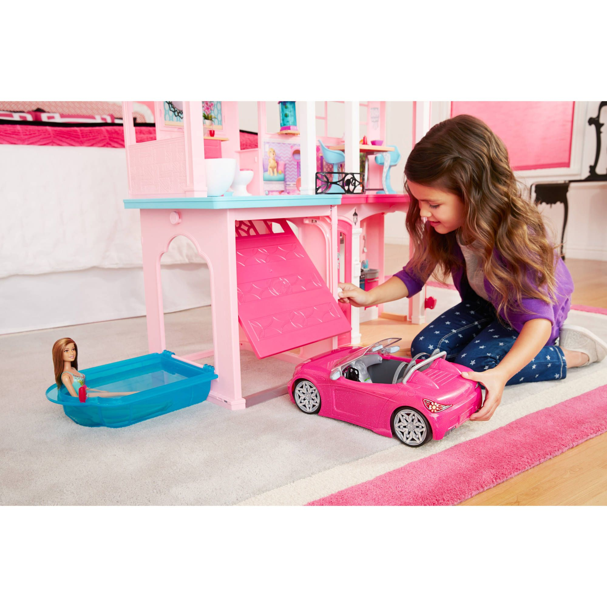 Barbie Dreamhouse Walmart
