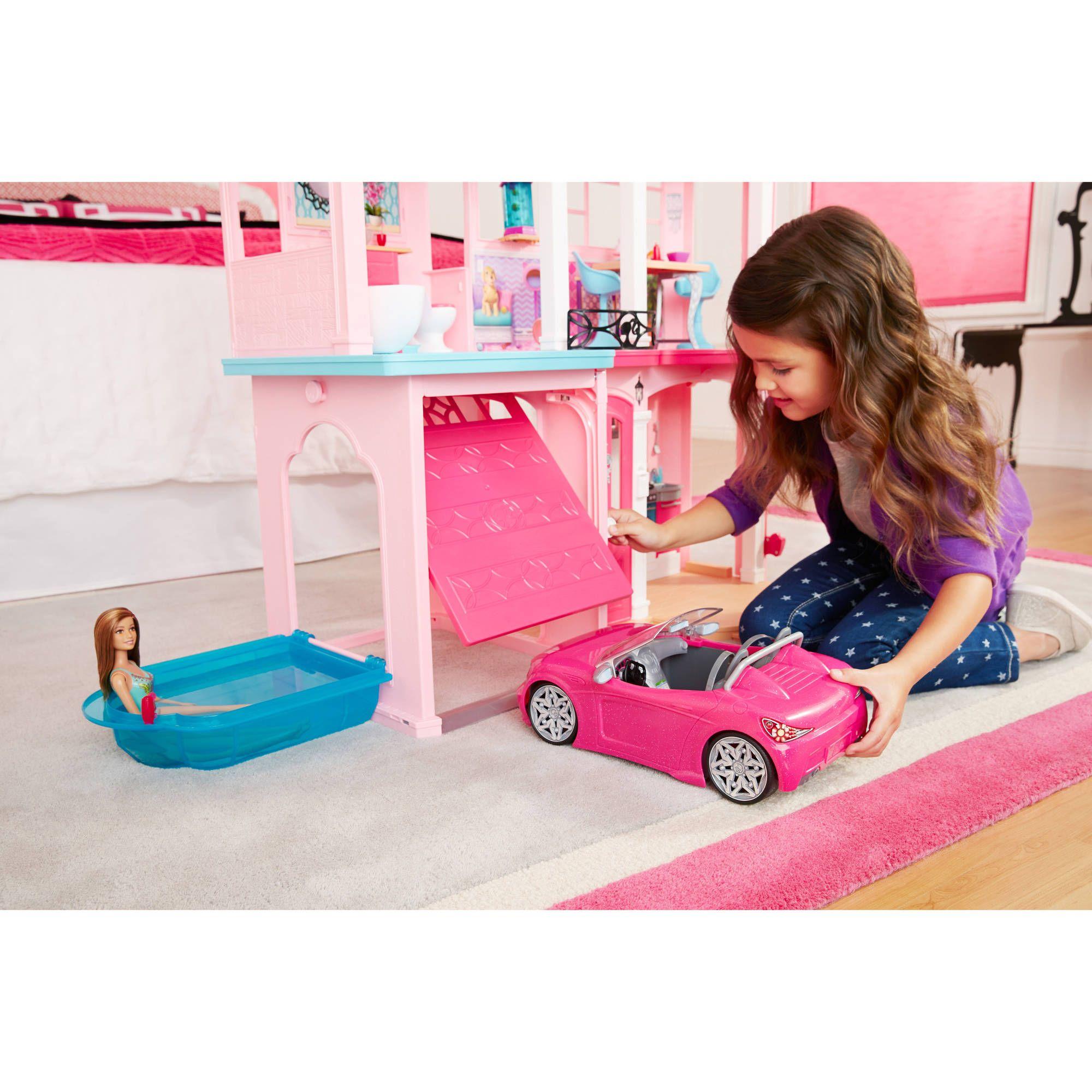 Barbie dreamhouse walmart com