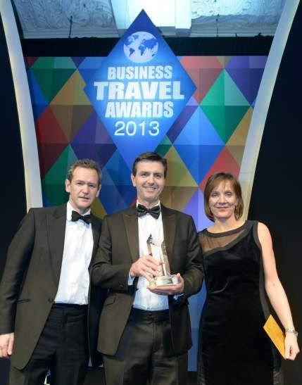 Business Travel is very important to us here at Gatwick Airport, which is why we are delighted to announce that Gatwick Airport has won the title Best UK Airport of the Year for the Business Travel Awards 2013!