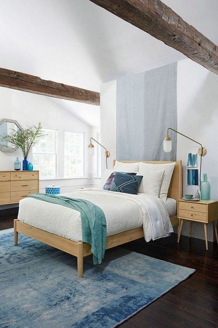 21 awesome modern coastal bedroom design decorating ideas inspire rh pinterest com