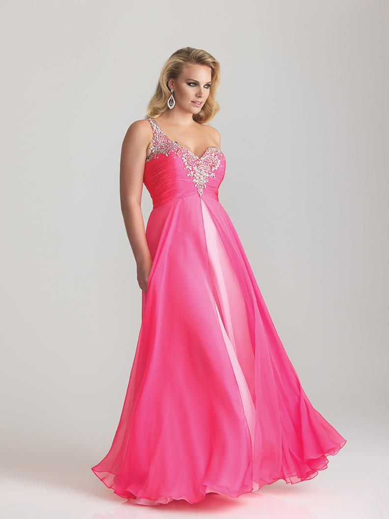 Night Moves Plus #6788W | Night Moves by Allure Prom Dresses ...
