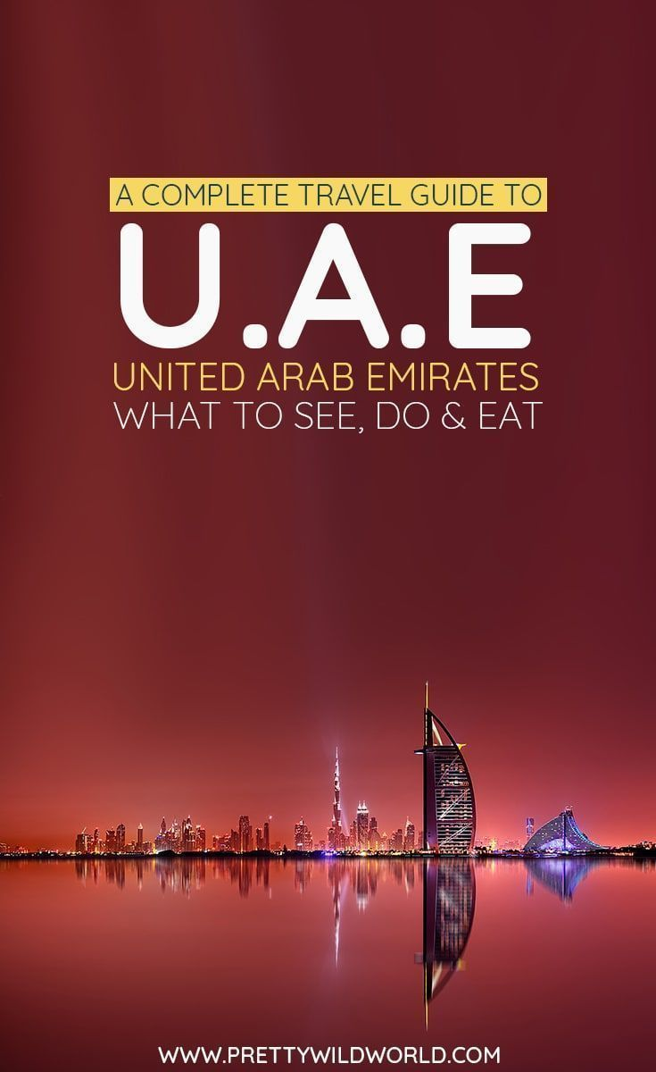 Top 10 Places to Visit in UAE #middleeast