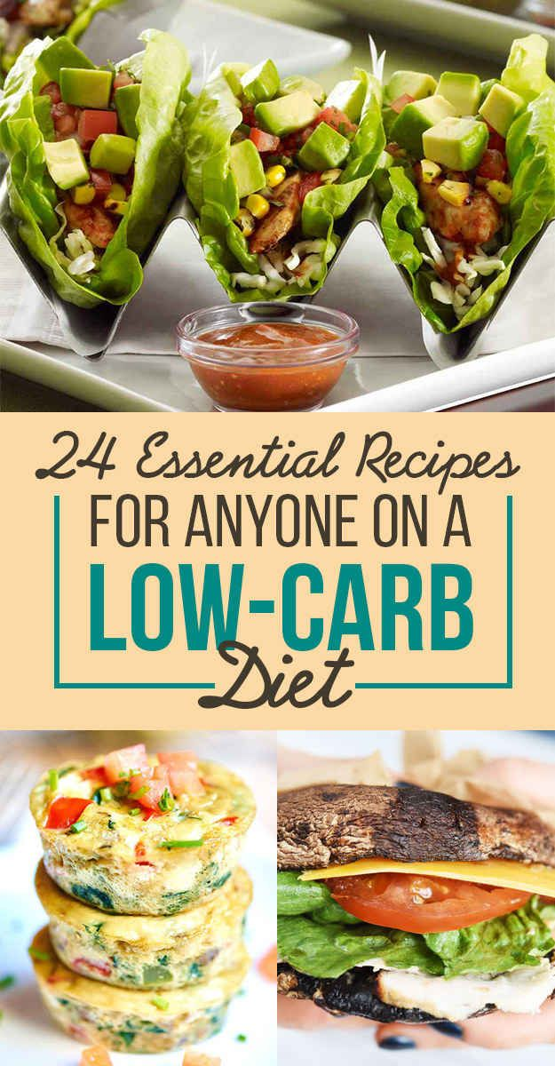 Photo of 24 Crazy Delicious Recipes That Are Super Low-Carb