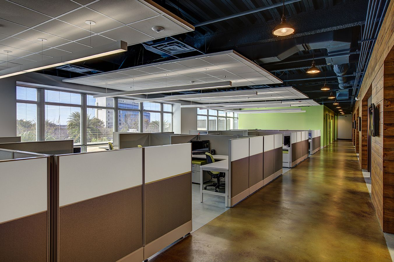 Open office ceiling design google search opps building for Office ceiling design
