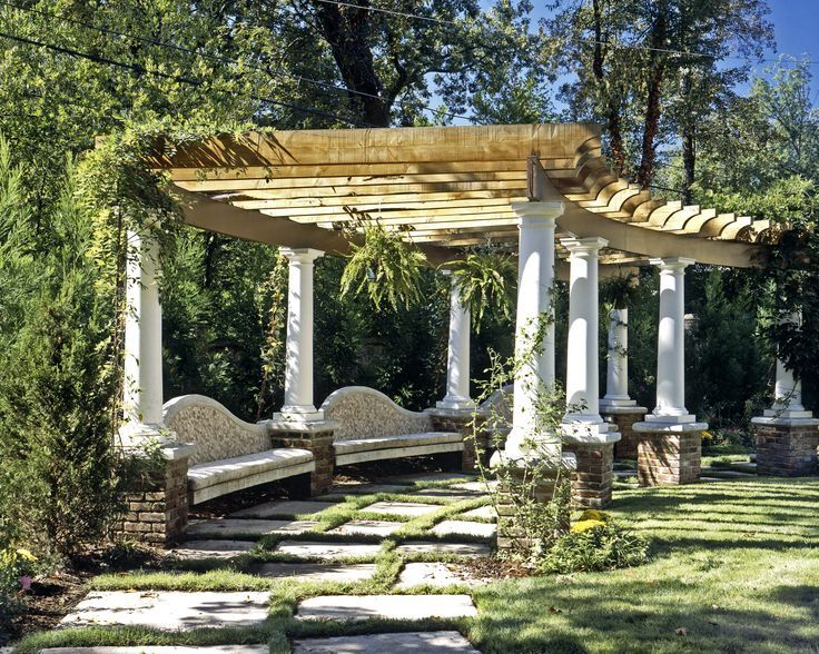 Image result for curved pergola kits - Image Result For Curved Pergola Kits Gradini Pinterest Pergola