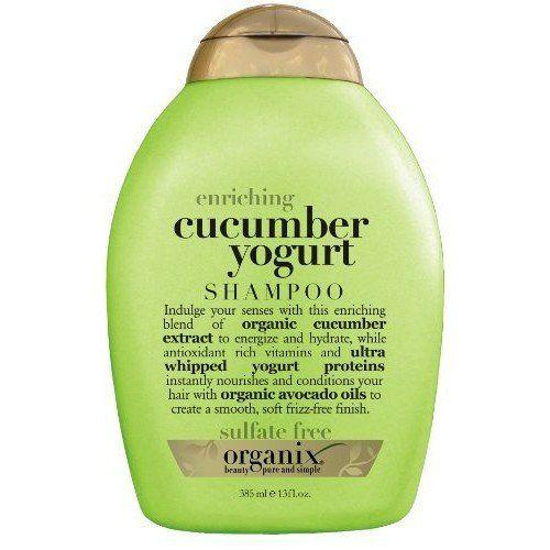 Organix Ogx Shampoo Ever Straight Brazilian Keratin Therapy 13oz