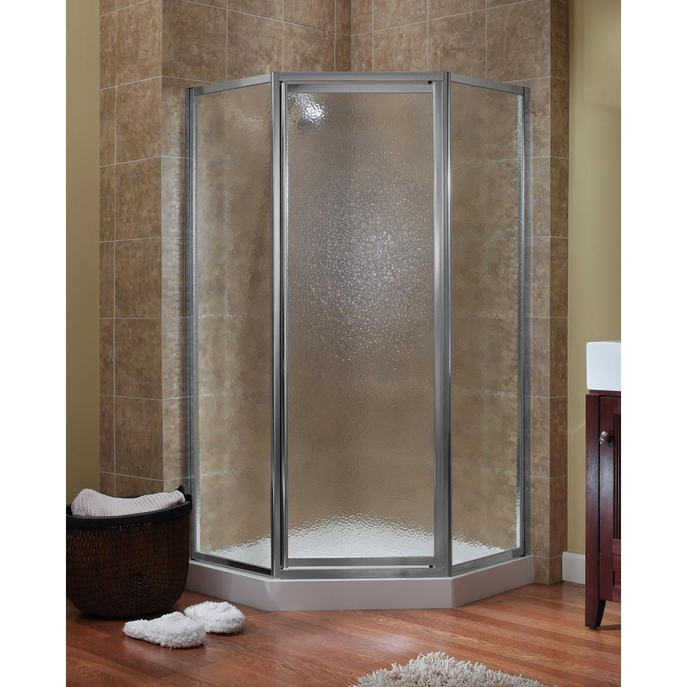 Home Depot Corner Shower Bathroom Shower Doors Neo Angle