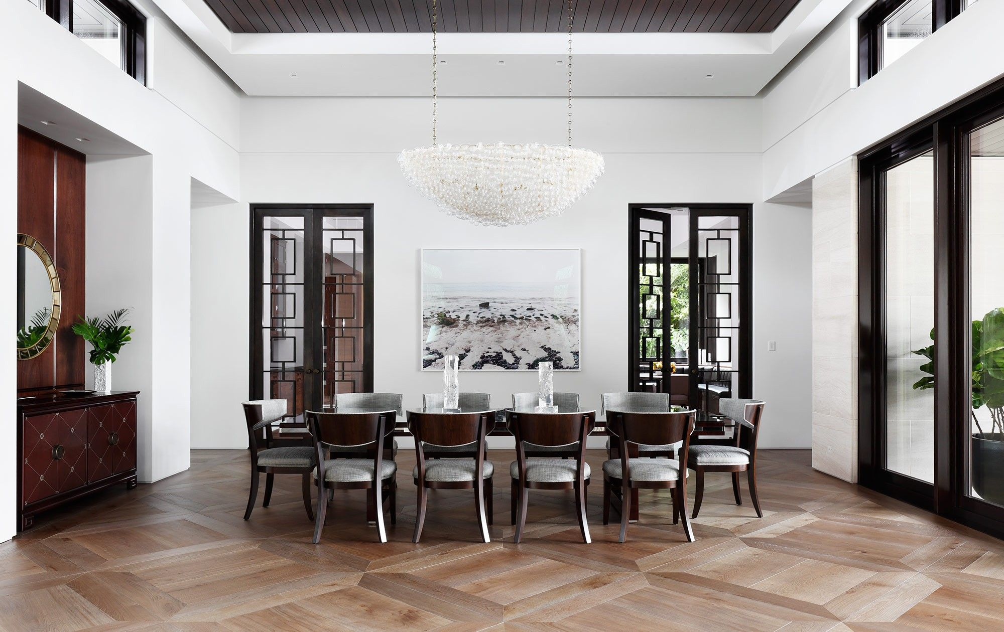 Image Gallery Element7 Dining room interiors, Living