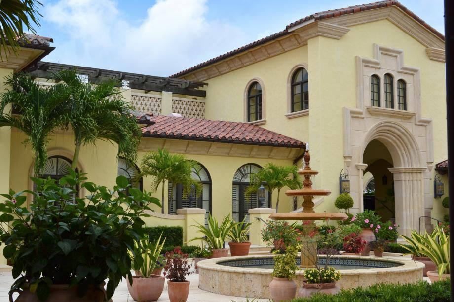 Old Palm Golf Club Palm Beach Gardens Homes For Sale | Palm Beach