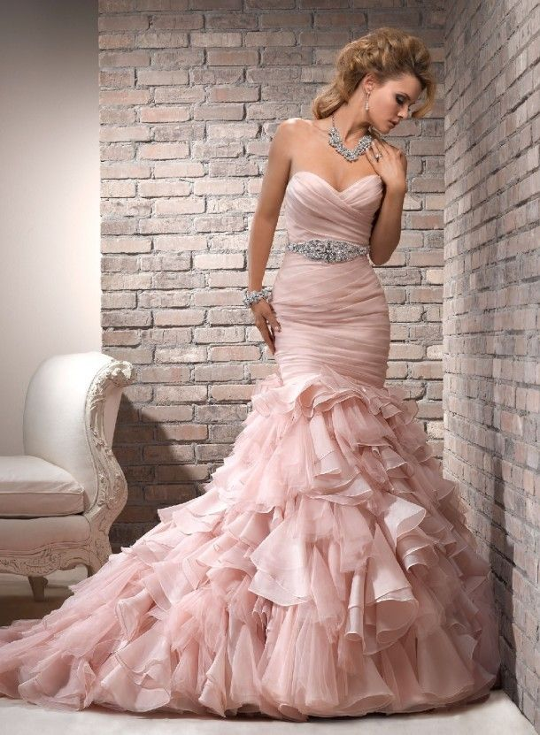 15 Trendy mermaid wedding dresses | Dresses | Pinterest | Sirenitas ...