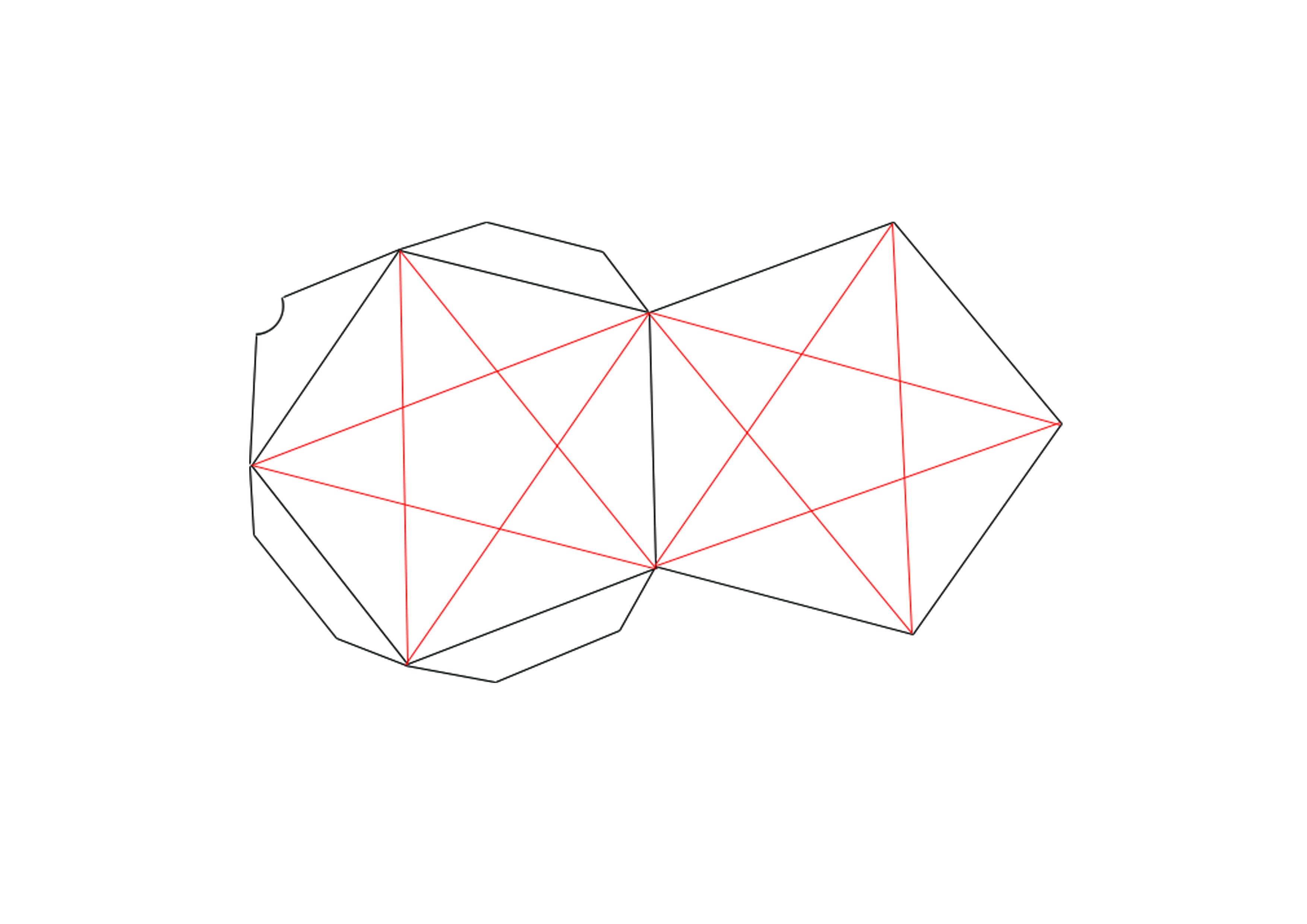 Origami-Sterne-3D-falten-Faltanleitung-Lichterkette-basteln-Sterne ...