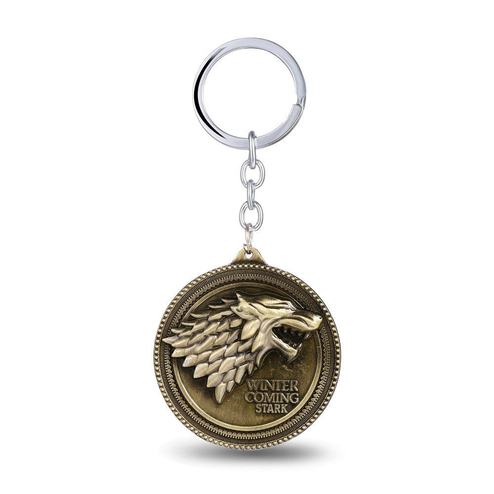 Stark Game Of Throne Key Chain A Song Of Ice And Fire Key Ring
