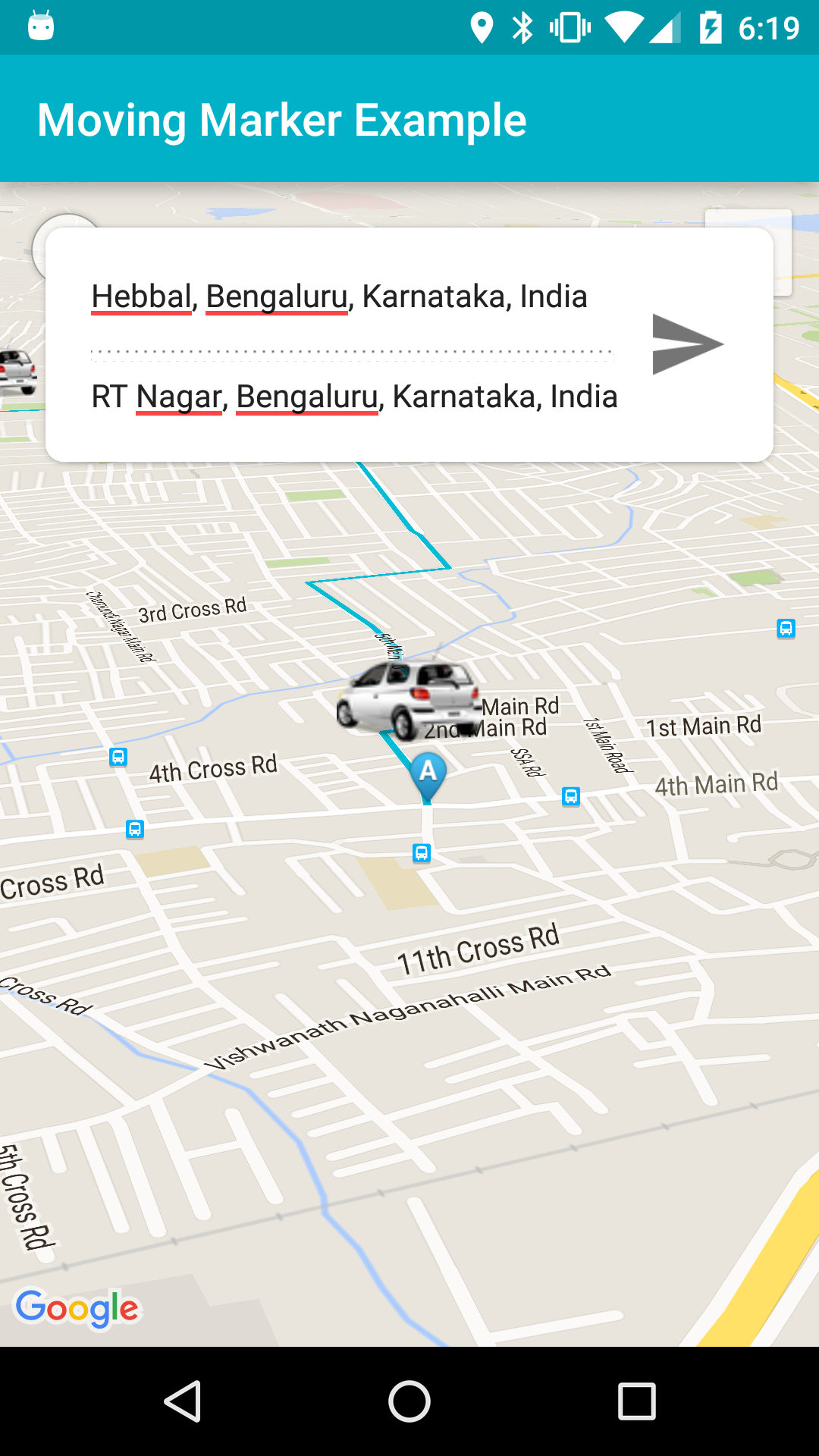 SkyTreasure/Airbnb-Android-Google-Map-View: This is a sample ...