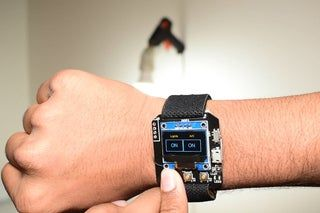 Make a DIY Smartwatch Using ESP8266 : 7 Steps (with Pictures) - Instructables