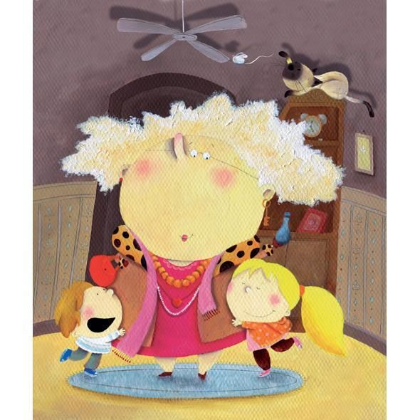 Grandmother     viviana garofoli