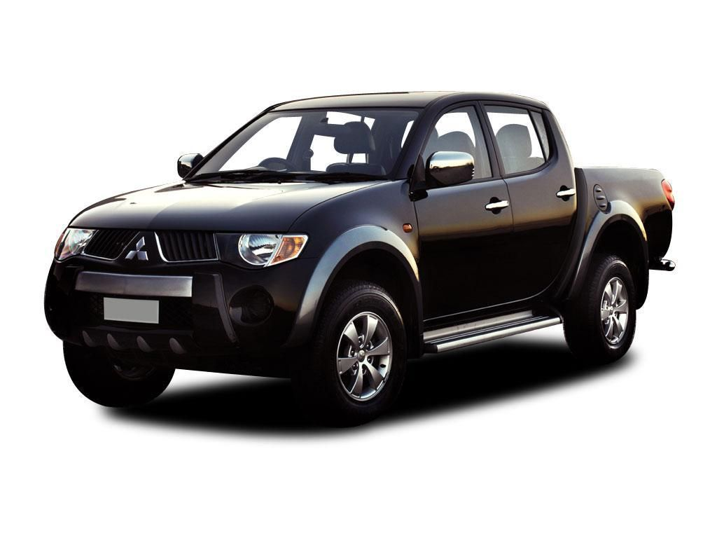 You want to book an utility car for Mauritius! How about Mitsubishi