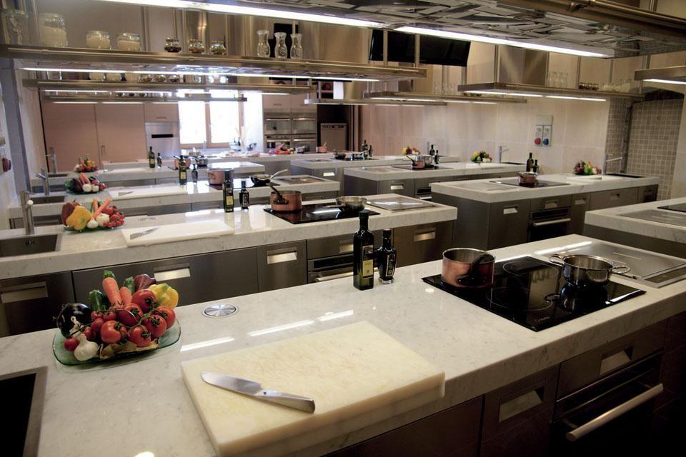 Tra italia parigi e new york nasce la rete di scuole di cucina