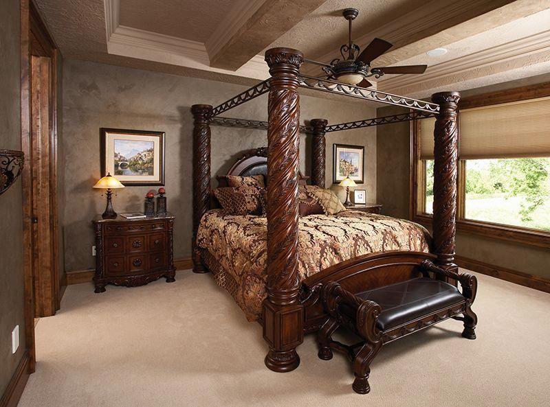 62 Charming Rustic Italian Bedroom Decor Ideas ...