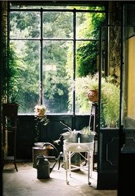 Sitting room/reading nook/conservatory