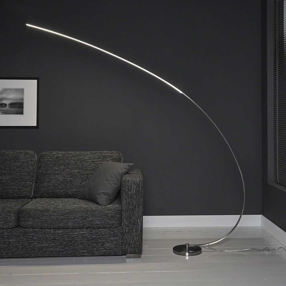 Bogen Stehlampe Esstisch