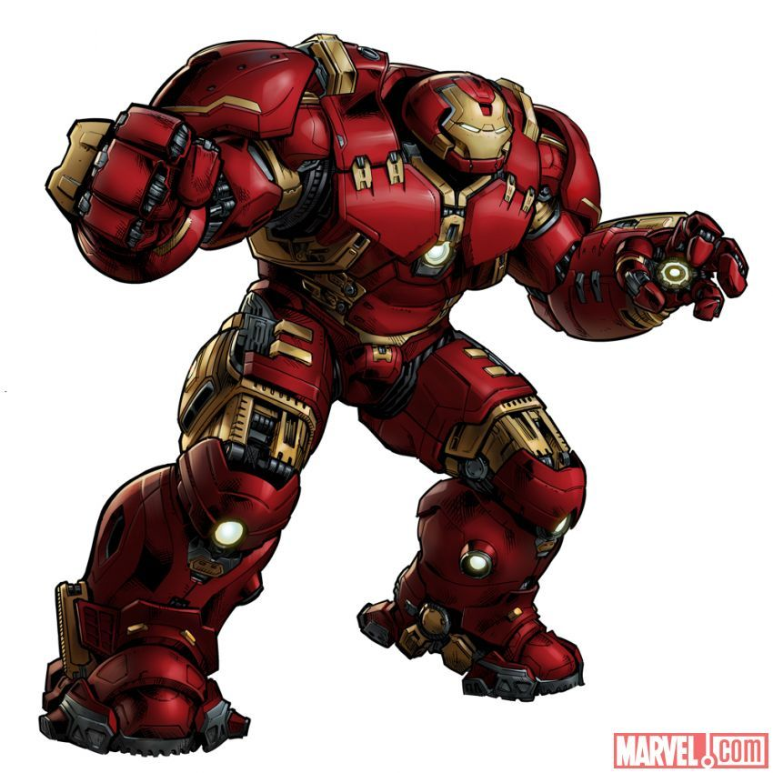 Hulkbuster In Marvel Avengers Alliance Iron Man