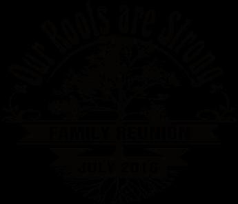 IZA DESIGN custom family reunion shirts. Family Reunion T