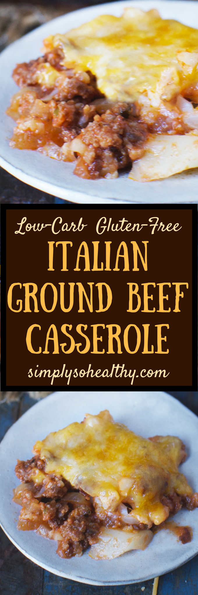 Keto Friendly Italian Ground Beef Casserole Recipe Simply So Healthy Recipe Ground Beef Casserole Recipes Beef Casserole Recipes Ground Beef Casserole