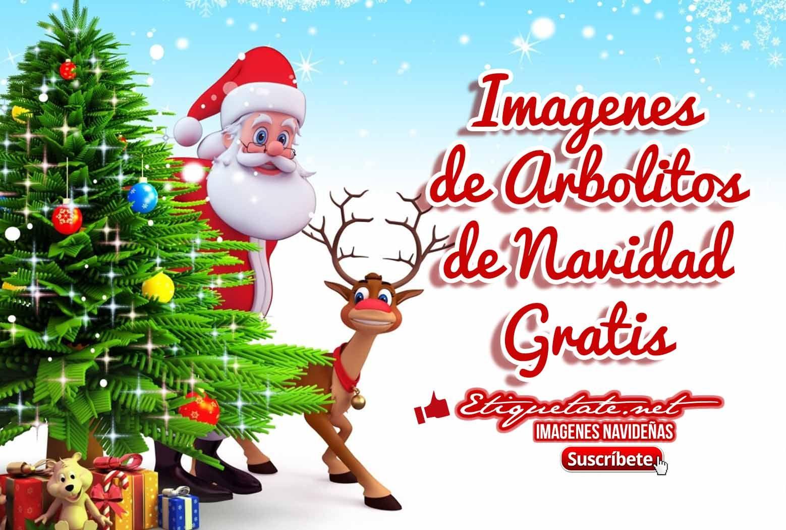 Imagenes de Arbolitos de Navidad Gratis VER EN http