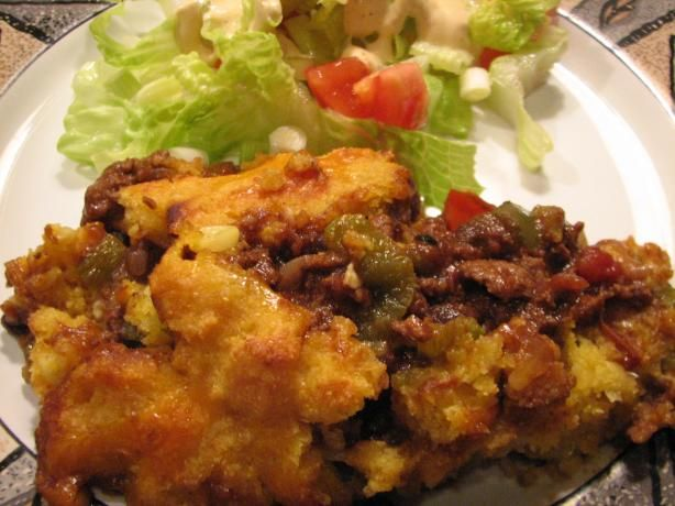 Check out Authentic Mexican Tamale Pie. It's so easy to ...