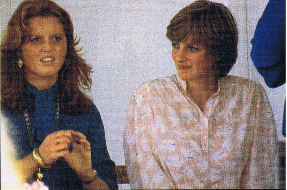 Sarah Ferguson and Lady Diana Princess diana, Diana