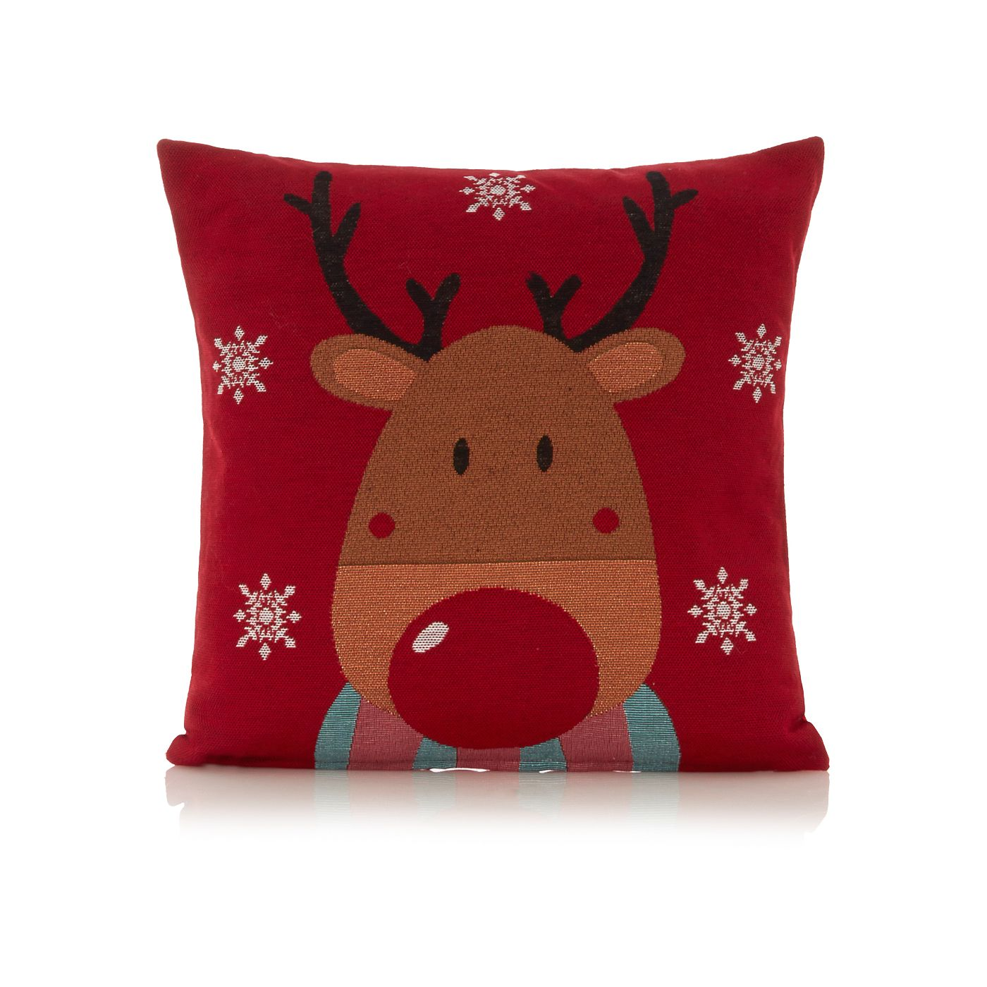George Home Rudolph Tapestry Cushion Cushions