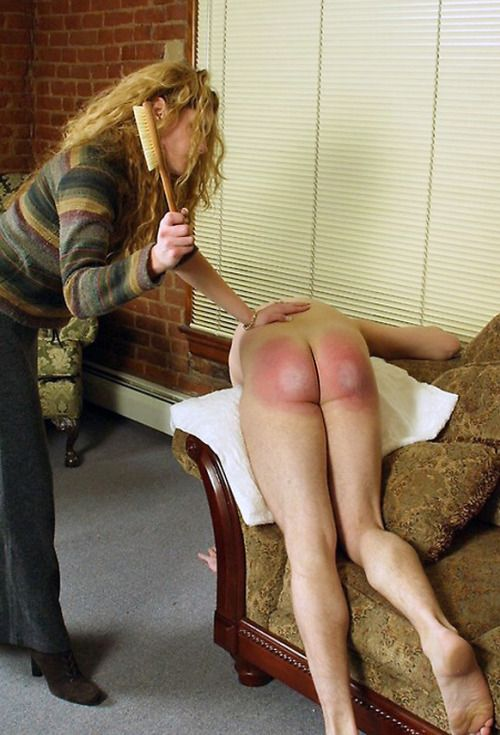 crying spanking captions - Woman