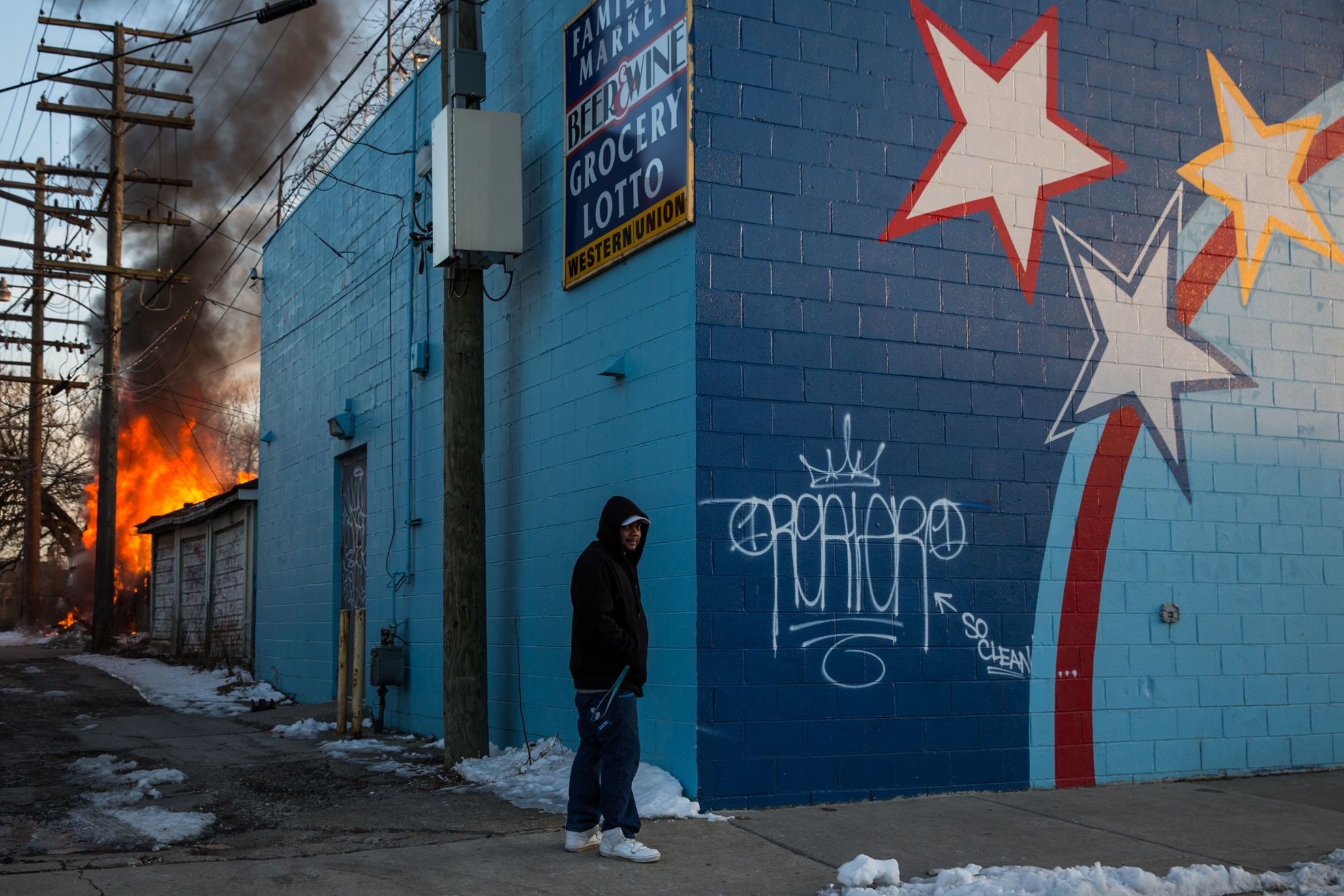 Detroit photo essay
