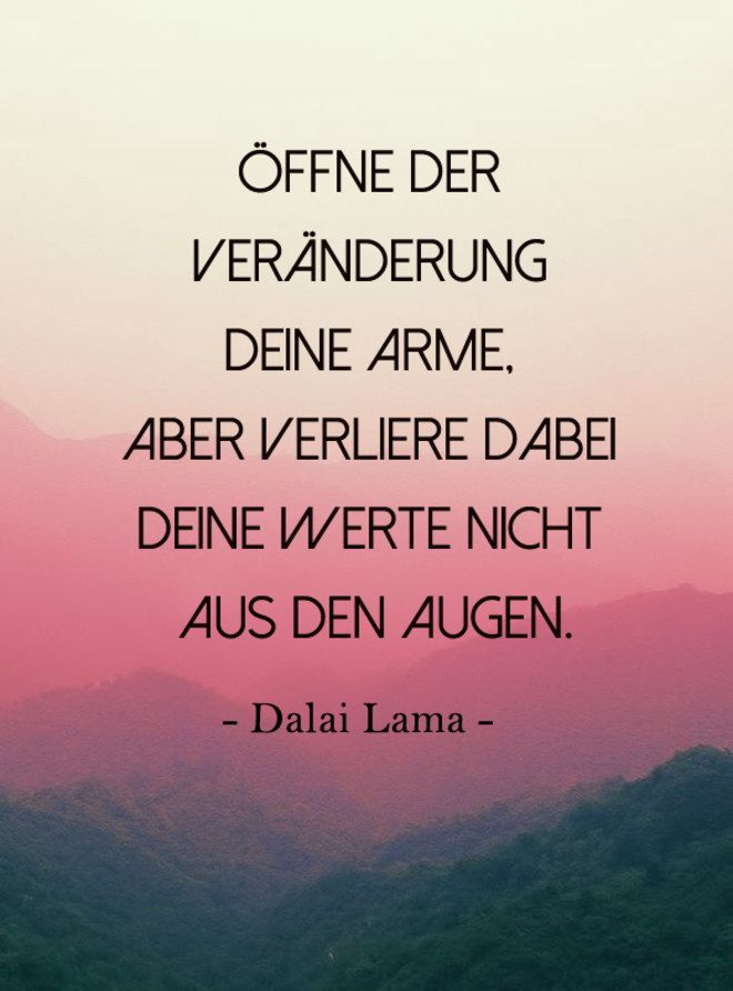 Etwas Neues genug Rat vom Dalai Lama: Die besten Zitate für jede Lebenslage | Self #AS_95