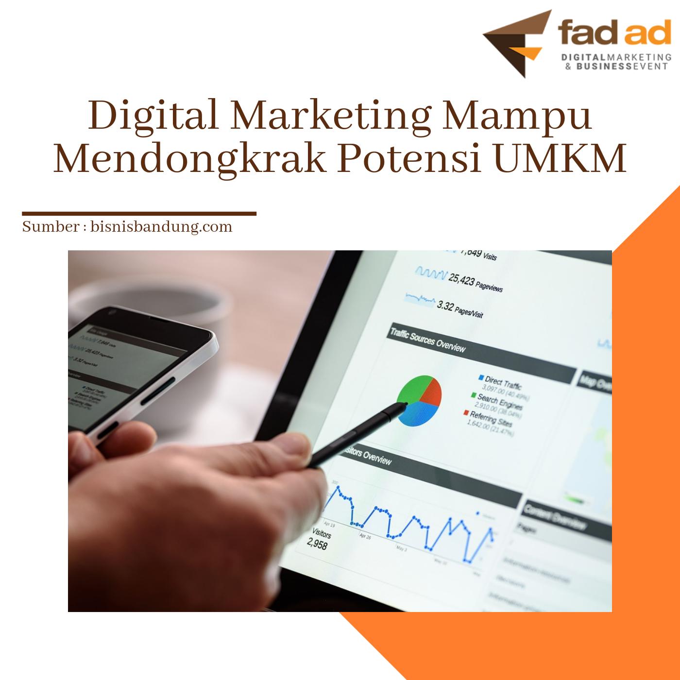 Menggunakan digital marketing menggunakan internet, bermanfaat ...