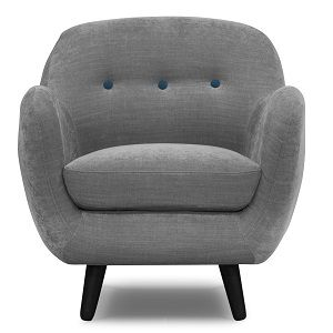 Gidget Chair - Contemporary living room chair or recliner