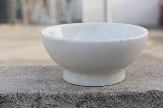 White soup bowl, White Bowl, Bowl, Eatery, Dining bowl, Kitchen ...