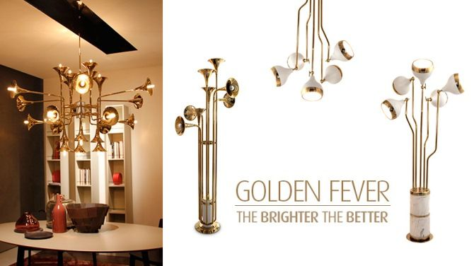 Golden Light Trend 2013 : The Brighter the Better | UNIQUE