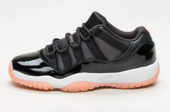 8d239b721decf9 Are You Looking Forward To The Air Jordan 11 Low GS Bleached Coral ...