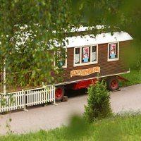 Eliszi's Jahrmarkttheater: Ausflugsziel für Familien im Höhenpark Killesberg in Stuttgart - Theater - Stuttgart Marketing GmbH