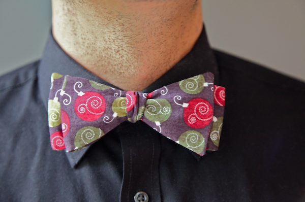 Sew Like My Mom | Men\'s Bow Tie Tutorial | Gifts For Others ...