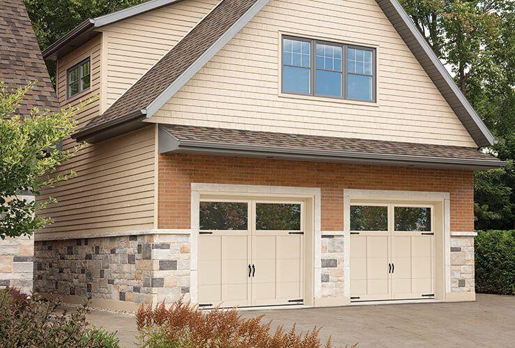 Traditional Residential Garage Doors Door Doctor Offers