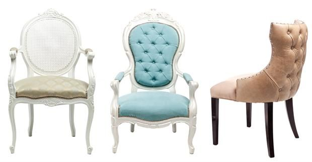 20 sillas para ponerle onda a tu comedor sillas ondas y for Sillas comedor turquesa