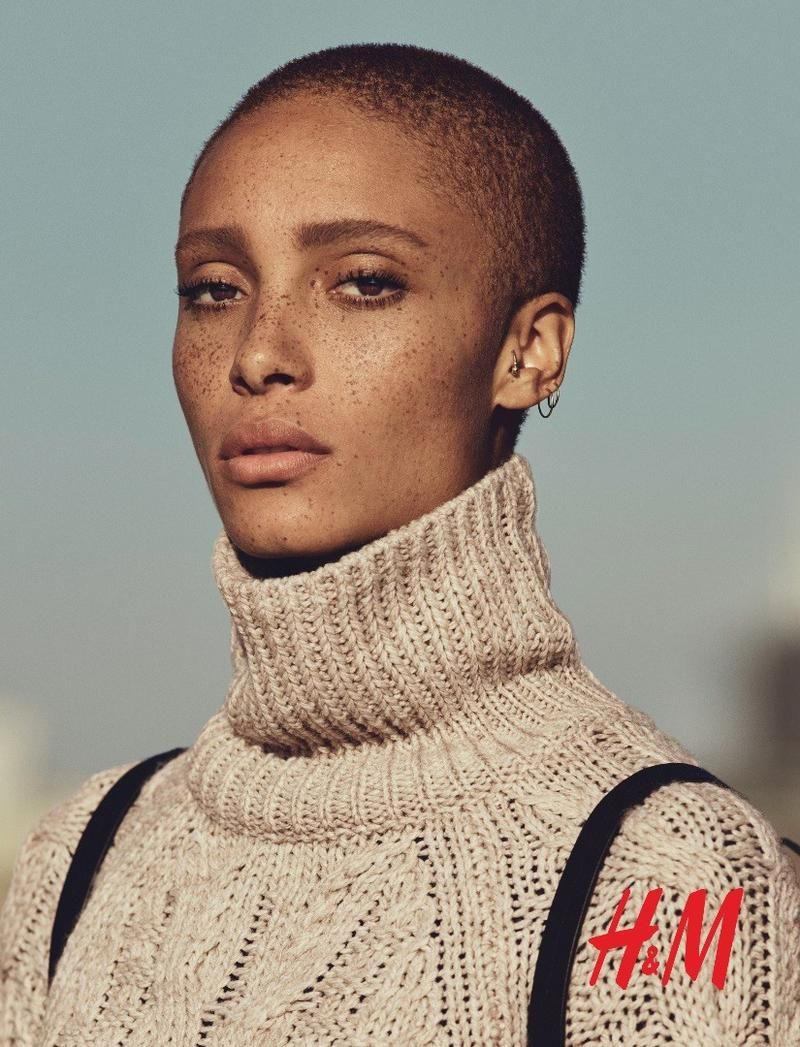 Adwoa Aboah Style Pantry | H&M Autumn 2016 Collection