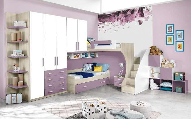 Un letto in più per i pigiama party? Camerette Mondo Convenienza 2017 Foto 11 40 Designmag Camerette Camere Da Letto Appartamento Piccolo Design Stanza Dei Bambini