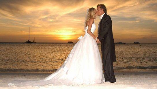 Manchebo Beach Weddings In Aruba All Inclusive Destination